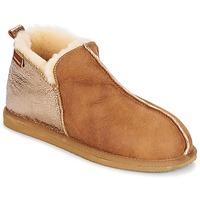 Zapatos Mujer Pantuflas Shepherd ANNIE Marrón