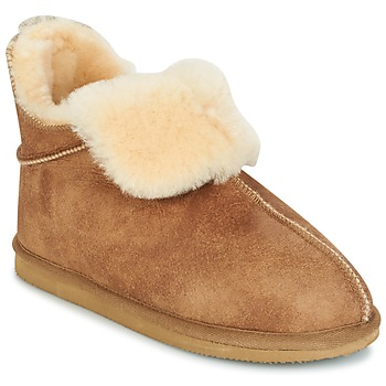 Zapatos Mujer Pantuflas Shepherd DANA Marrón
