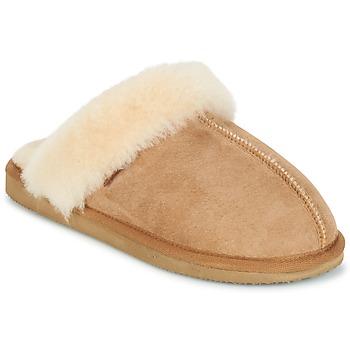 Zapatos Mujer Pantuflas Shepherd JESSICA Marrón