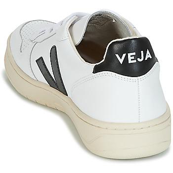 Veja V-10 Blanco / Negro