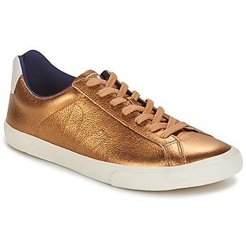 Zapatos Mujer Zapatillas bajas Veja ESPLAR LT ámbar