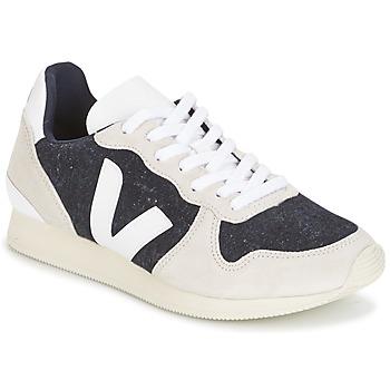 Zapatos Mujer Zapatillas bajas Veja HOLIDAY LT Beige