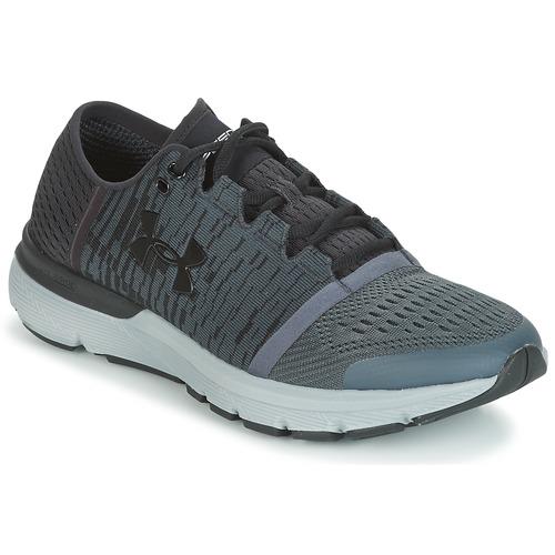 Zapatos especiales para Armour hombres y mujeres Under Armour para UA SPEEDFORM GEMINI 3 GR Gris 885c46