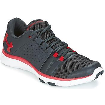 Zapatos Hombre Fitness / Training Under Armour UA STRIVE 7 Gris