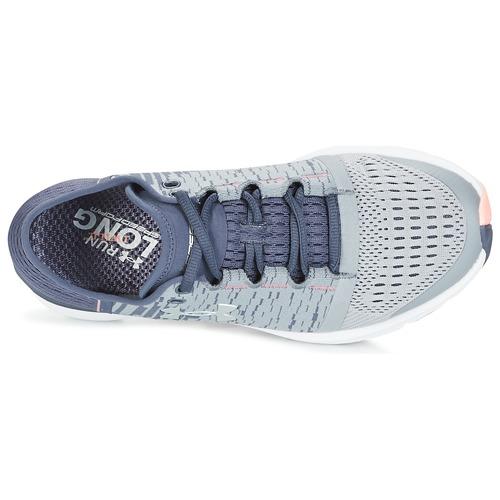 Los zapatos más populares para hombres y mujeres Zapatos especiales Under Armour UA W SPEEDFORM GEMINI 3 GR Plata
