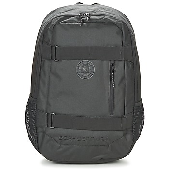 Bolsos Mochila DC Shoes CLOCKED Negro