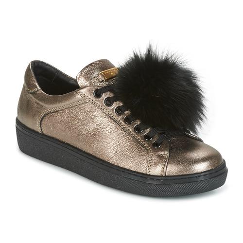 Zapatos promocionales Tosca Blu CERVINIA POM PON Negro  Zapatos de mujer baratos zapatos de mujer