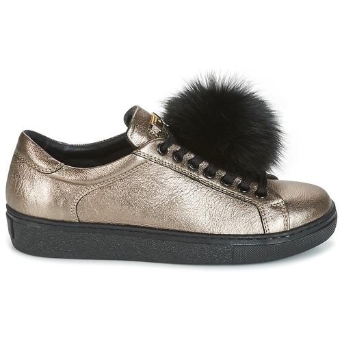 Zapatos Negro Mujer Zapatillas Tosca Blu Bajas Cervinia Pom Pon y8nNmv0wOP