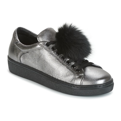 Cervinia Pom Plata Blu Bajas Zapatos Mujer Tosca Pon Zapatillas lTFKc1J3