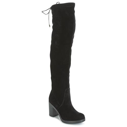 Venta de liquidación de temporada Zapatos especiales Tosca Blu ST MORITZ Negro