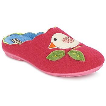 Zapatos Mujer Pantuflas Rondinaud RESTONICA Fucsia