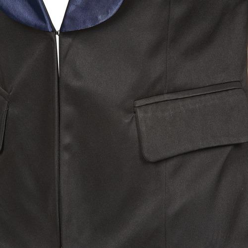 Mujer Marino Negro Berthille Betty Textil ChaquetasAmericana London n0PkNOXw8
