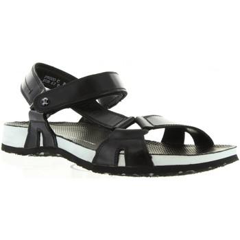 Zapatos Hombre Sandalias Panama Jack FRODO BW C1 Negro