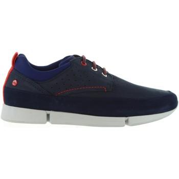 Zapatos Hombre Zapatillas bajas Panama Jack ATHOM C3 Azul
