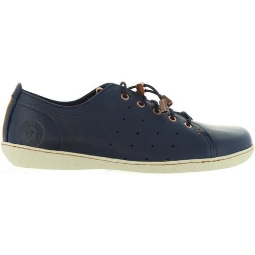 Zapatos especiales para hombres y mujeres Panama Jack IRELAND C7 Azul