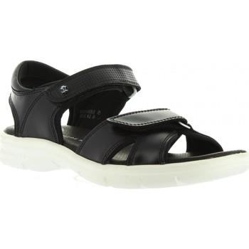 Zapatos Hombre Sandalias Panama Jack SANDERS B&W C1 Negro