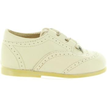 Zapatos Niños Derbie & Richelieu Garatti PR0044 Beige