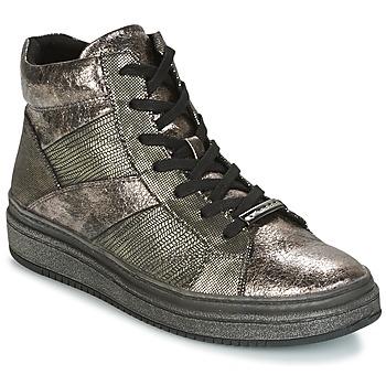 Zapatos Mujer Zapatillas altas Tamaris NAPO Gris