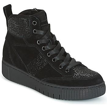 Zapatos Mujer Zapatillas altas Tamaris NARU Negro