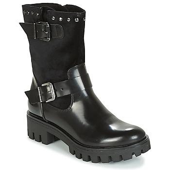 Zapatos Mujer Botas de caña baja Tamaris BITSY Negro