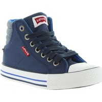 Zapatos Niños Deportivas Moda Levi's VNEW0001T NEW YORK Azul