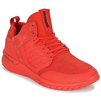 Zapatos Hombre Zapatillas bajas Supra METHOD Rojo