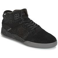 Zapatos Zapatillas altas Supra SKYTOP III Negro / Gris