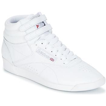 Zapatos Mujer Zapatillas altas Reebok Classic F/S HI Blanco / Plateado