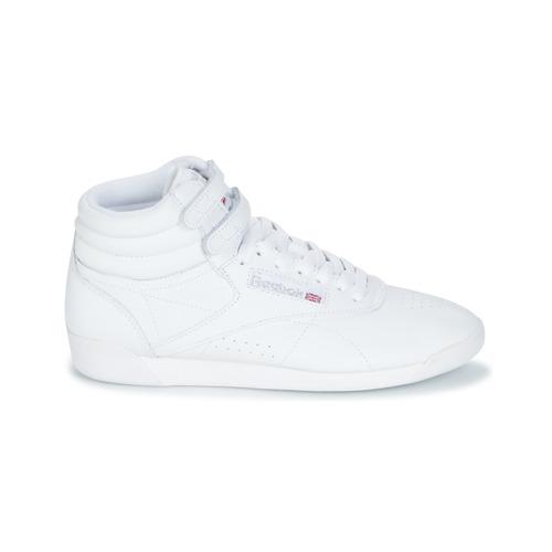 Mujer Zapatos F Hi Zapatillas Reebok Altas s BlancoPlateado Classic OPXTiZku