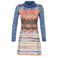 textil Mujer vestidos cortos Smash KRIVAN Multicolor