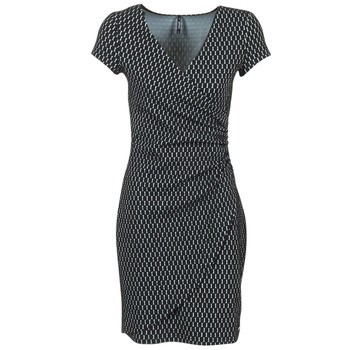 textil Mujer vestidos cortos Smash AVELINA Negro