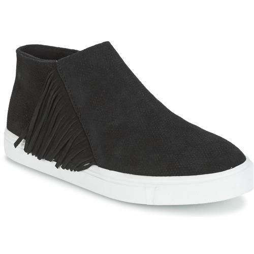 Zapatos promocionales Minnetonka GWEN BOOTIE Negro  Descuento de la marca