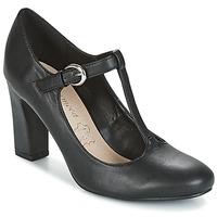 Zapatos Mujer Zapatos de tacón Moony Mood GLORIO Negro