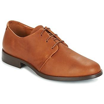 Zapatos Hombre Derbie M. Moustache OSCAR Marrón