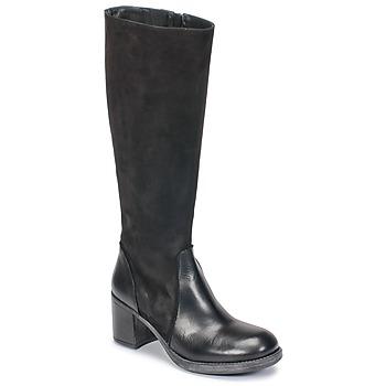 Zapatos Mujer Botas urbanas Lola Espeleta NAGARI Negro
