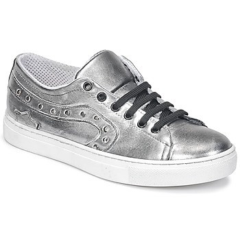 Zapatos Mujer Zapatillas bajas Lola Espeleta NOEME Plata