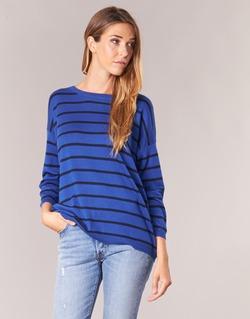 textil Mujer jerséis Benetton MIDIC Azul