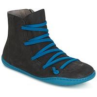 Zapatos Mujer Botas de caña baja Camper PEU CAMI Negro
