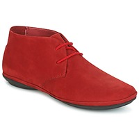 Zapatos Mujer Botas de caña baja Camper RIGHT NINA Rojo