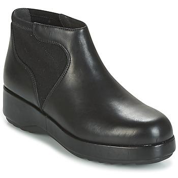Zapatos Mujer Botas de caña baja Camper DESSA Negro