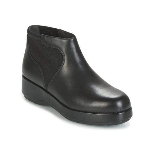 Camper DESSA Negro - Envío gratis Nueva promoción caña - Zapatos Botas de caña promoción baja Mujer 190,00 8a9aa5