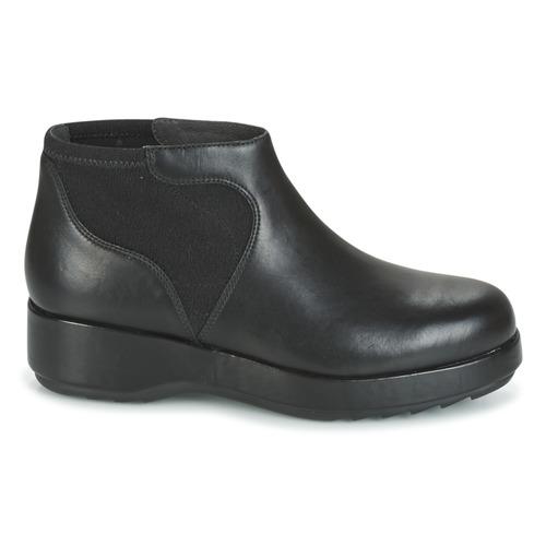 Baja Negro Mujer De Botas Caña Zapatos Dessa Camper OiuZlwPkXT