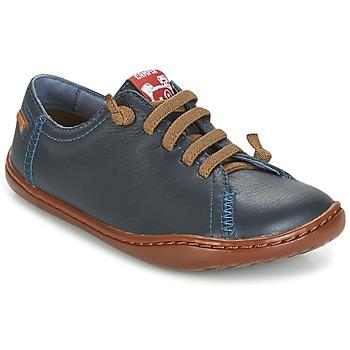 Zapatos Niño Derbie Camper PEU CAMI Marino