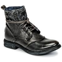 Zapatos Hombre Botas de caña baja Bunker BONO Gris