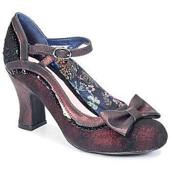 Zapatos Mujer Zapatos de tacón Bunker SMART Burdeo