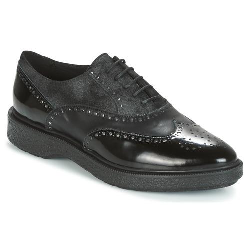 Venta de liquidación de temporada Zapatos especiales Geox D PRESTYN Negro