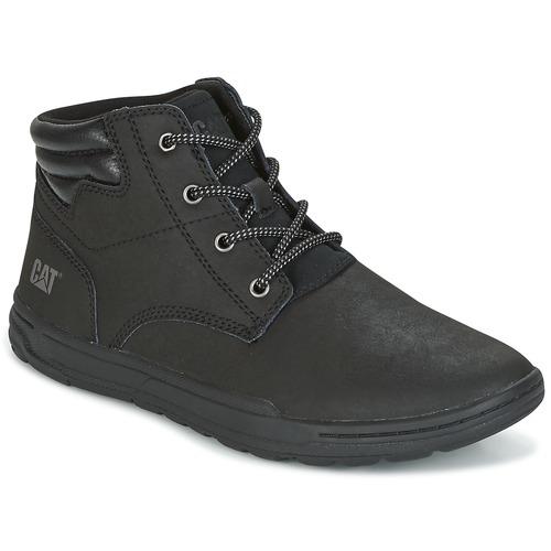 Zapatos especiales para hombres y mujeres Caterpillar CREEDENCE Negro