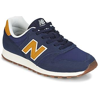 Zapatos Zapatillas bajas New Balance ML373 Azul / Amarillo