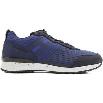 Zapatos Hombre Zapatillas bajas Hogan HXM2610W500ESB0XKA blu acceso