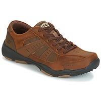 Zapatos Hombre Derbie Skechers LARSON NERICK Brown